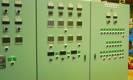 加熱炉制御盤(1)