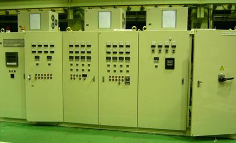加熱炉制御盤(2)