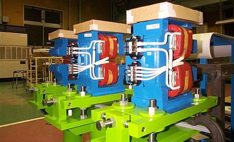 水平ステアリング電磁石(GAABD)