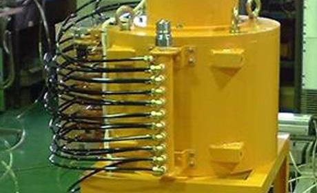 ジャイロトロン用電磁石 (GDBBF)